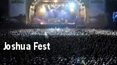 Joshua Fest tickets