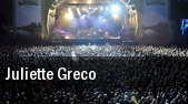 Juliette Greco tickets