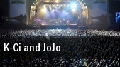 K-Ci and JoJo River Rock Show Theatre tickets