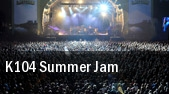 K104 Summer Jam Grand Prairie tickets