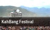KahBang Festival Bangor tickets