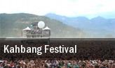 KahBang Festival tickets