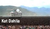 Kat Dahlia tickets