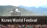 KCRW's World Festival tickets