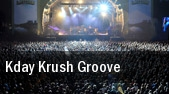 KDay Krush Groove Gibson Amphitheatre at Universal City Walk tickets