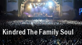 Kindred The Family Soul Chicago tickets