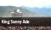 King Sunny Ade Saratoga tickets