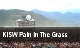 KISW Pain In The Grass Quincy tickets