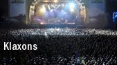 Klaxons Birmingham tickets