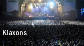 Klaxons Madison tickets