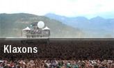 Klaxons The Venue tickets