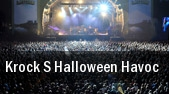 KROCK s Halloween Havoc War Memorial At Oncenter tickets