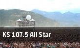 KS 107.5 All Star tickets