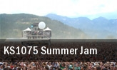 KS1075 Summer Jam Fiddlers Green Amphitheatre tickets