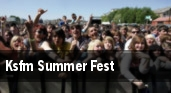 Ksfm Summer Fest tickets