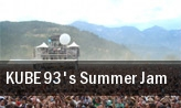 KUBE 93's Summer Jam White River Amphitheatre tickets