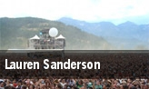 Lauren Sanderson Cambridge Room At The House Of Blues tickets
