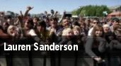 Lauren Sanderson Cleveland tickets
