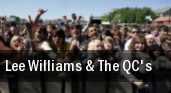 Lee Williams & The QC's Albany tickets
