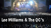 Lee Williams & The QC's Asheville tickets