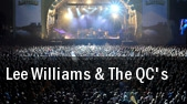 Lee Williams & The QC's Beaumont tickets
