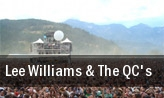 Lee Williams & The QC's tickets
