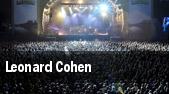 Leonard Cohen Orpheum Theatre tickets