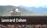 Leonard Cohen Paramount Theatre tickets