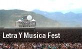 Letra Y Musica Fest tickets