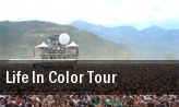 Life In Color Tour Veterans Memorial Auditorium tickets