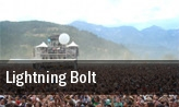 Lightning Bolt tickets