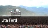Lita Ford Burgettstown tickets