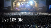 Live 105 Bfd Shoreline Amphitheatre tickets