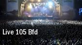 Live 105 Bfd Shoreline Amphitheatre tickets