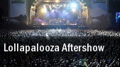 Lollapalooza Aftershow tickets