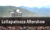 Lollapalooza Aftershow Metro Smart Bar tickets
