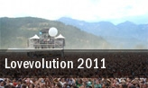 Lovevolution 2011 tickets
