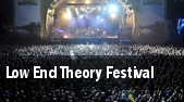 Low End Theory Festival tickets