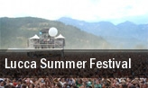 Lucca Summer Festival Lucca tickets