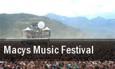Macys Music Festival Cincinnati tickets