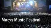 Macys Music Festival tickets