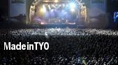 MadeinTYO Tuscaloosa tickets