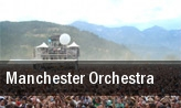 Manchester Orchestra Clifton Park tickets