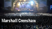 Marshall Crenshaw Tupelo Music Hall tickets