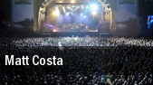 Matt Costa The Observatory tickets