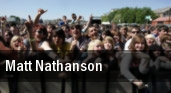 Matt Nathanson Nob Hill Masonic Center tickets