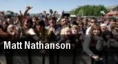 Matt Nathanson Paramount Theatre tickets