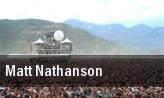 Matt Nathanson The Fillmore tickets