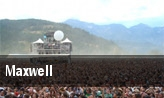 Maxwell The Cynthia Woods Mitchell Pavilion tickets