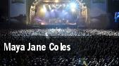 Maya Jane Coles tickets